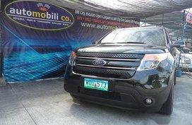 2013 Ford Explorer Gasoline Automatic