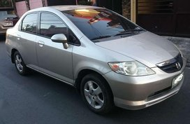 Honda City idsi 2004 AT fresh inside out no accident 7speed super TPID
