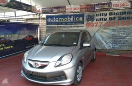 2016 Honda Brio Silver AT Gas - Automobilico Sm City Bicutan