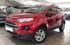 12k 4YRS - 2016 Ford Ecosport TREND Gas AT
