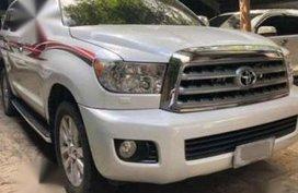 Toyota Sequoia 2010 platinum edition 4x4