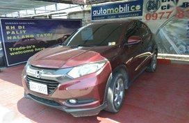 2016 Honda HRV White AT Gas - Automobilico Sm City Bicutan