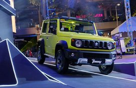 Fourth-gen Suzuki Jimny 2019 officially launched in the Philippines