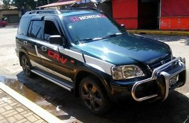 Gasoline 2000 HONDA CRV FOR SALE