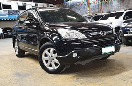 2007 HONDA CR-V 2.4 4x4 GAS AT