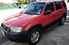 Ford Escape XLT 2003 4x4 for sale