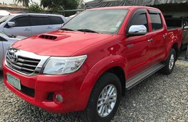 2013 Toyota Hilux 2.5G MT Diesel FOR SALE