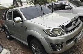 2010 Toyota Hilux 2.5G Manual Diesel FOR SALE