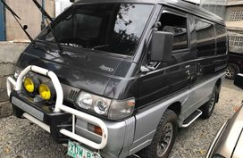 2000 Mitsubishi Delica Automatic 4x4 Diesel