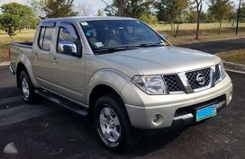 2012 Nissan Frontier Navara LE 4x4 for Sale!