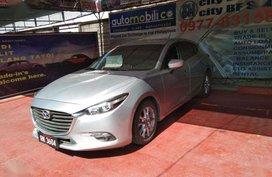 2017 Mazda 3 Gas AT - Automobilico SM City Bicutan