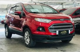 2016 Ford Ecosport Trend Automatic Gas for sale