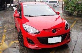 2011 MAZDA 2 . manual . like new . very fresh . 2 airbag . cdmp3