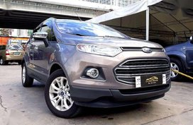 2017 Ford Ecosport Titanium AT Gas LIKE NEW Casa Records RUSH SALE
