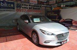 2017 Mazda 3 Silver Gas AT - Automobilico SM City Bicutan