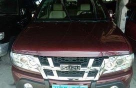 Isuzu Sportivo X 2013 Model Automatic Transmission