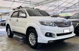 2014 Toyota Fortuner 4x2 VNT Automatic Diesel
