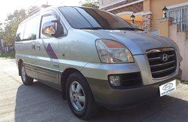 2007 Hyundai Starex GRX CRDi Diesel for sale