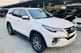 2018 TOYOTA FORTUNER 2.4 V AUTOMATIC FOR SALE
