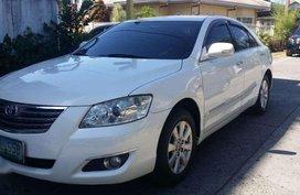 2008 Toyota Camry 2.4G-Pearl White-Gen 3-Swap or Finance ok