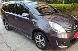 Car Nissan Grand Livina Highway Star 2014 Model 1.8V