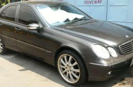Mercedes Benz C200 2001 W203 for sale