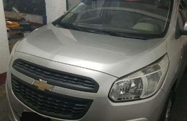 Chevrolet Spin 2014 MT - Diesel FOR SALE