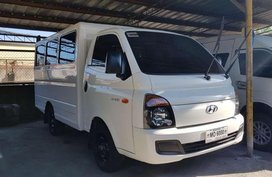 2015 model Hyundai H100 FB Body Euro 2 Diesel Engine