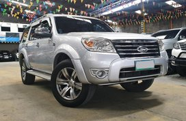 2010 FORD Everest 2.5 4x2 Diesel AT (We Accept Trade In)