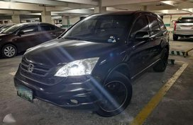 Selling my Honda CRV 2010 Black Autimatic Transmission