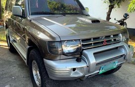 FOR SALE Mitsubishi PAJERO DSL 4X4 AT 1999