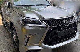 Lexus LX 450d 2019 for sale