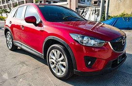 2014 Mazda CX5 AWD Red MINT Casa Maintained