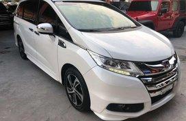 2015 Honda Odyssey 23t kms Full Option Mini Family Van Local dealer