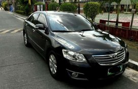 2008 TOYOTA CAMRY automatic 24G leather interior 40tkm