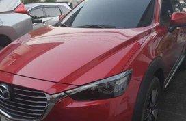 2017 Mazda CX-3 AWD 2.0L Skyactiv Technology