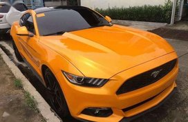 2016 FORD Mustang 23 Ecoboost FOR SALE