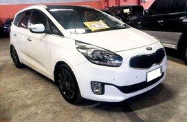 2014 Kia Carens EX DIESEL Sunroof Push Start family 7 seater van