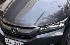 2017 Honda City cvt FOR SALE