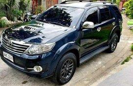 AT Toyota Fortuner G Diesel 2015 for sale