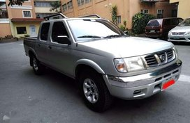 2002 Nissan Frontier Matic All power