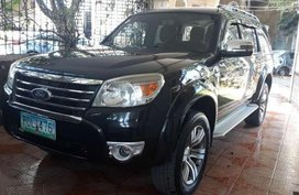 For sale 2011 Ford Everest Diesel Manual