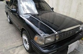 Toyota Crown 1991 6 cyl 5m gas engine registered