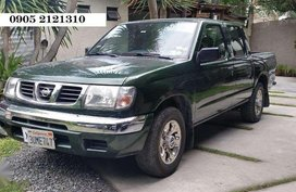 2002 Nissan Frontier for sale