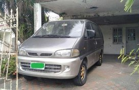 2001 Mitsubishi Space Gear VAN for sale