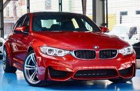 2016 BMW M3 Sports Sedan 5.780 (neg) trade in ok!