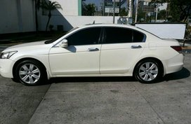 2008  Honda Accord 3.5  V6 FOR SALE