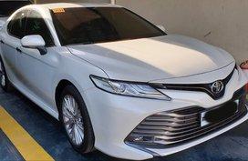 Toyota Camry 2019 V 2.5L AT brandnew srp less 170k insured
