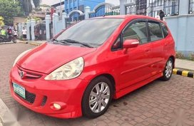 Honda Jazz 2006 acquired for sale