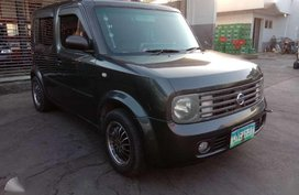 Nissan Cube automatic 4x4 new paint.